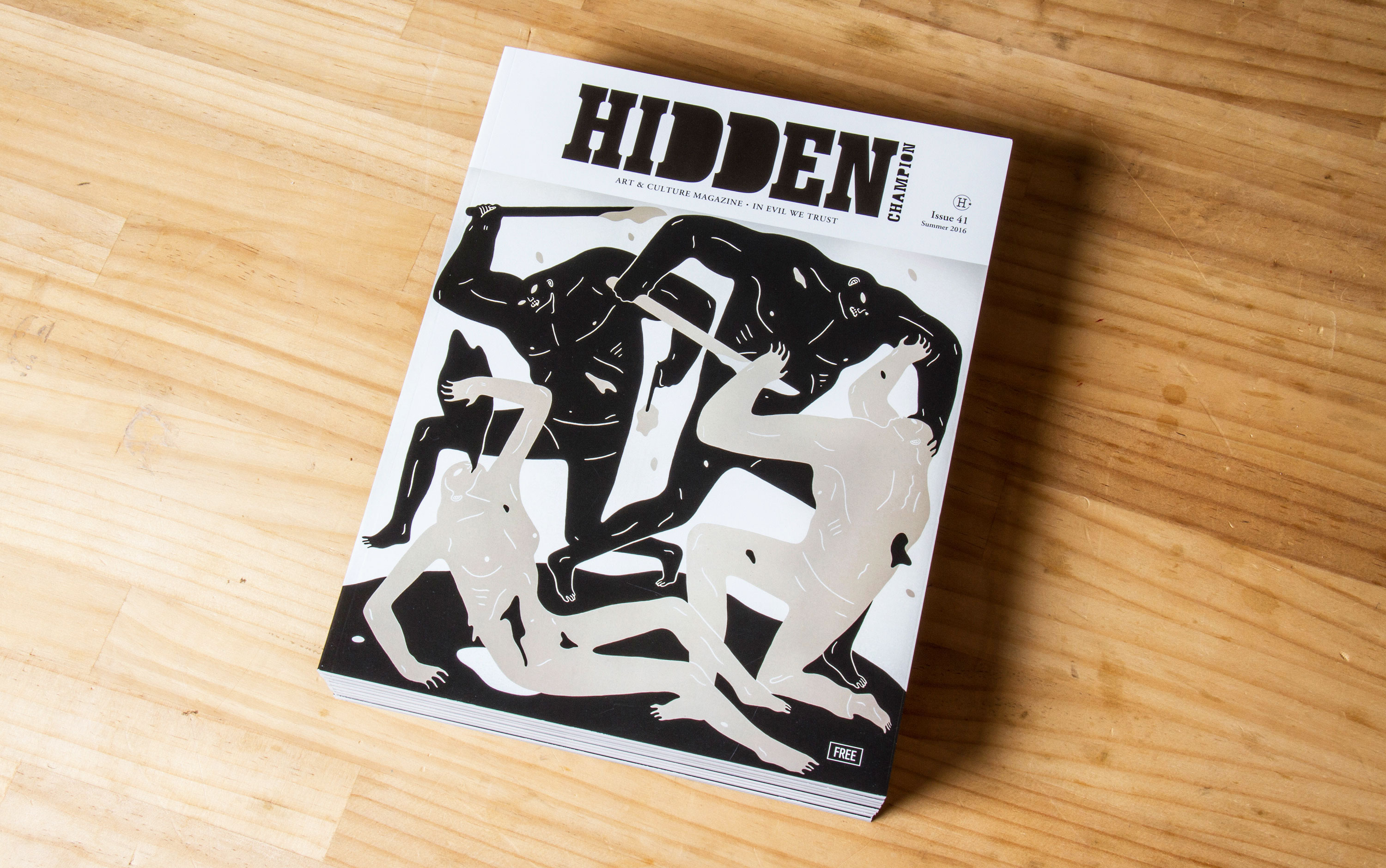 HIDDEN CHAMPION Issue41の発行が決定