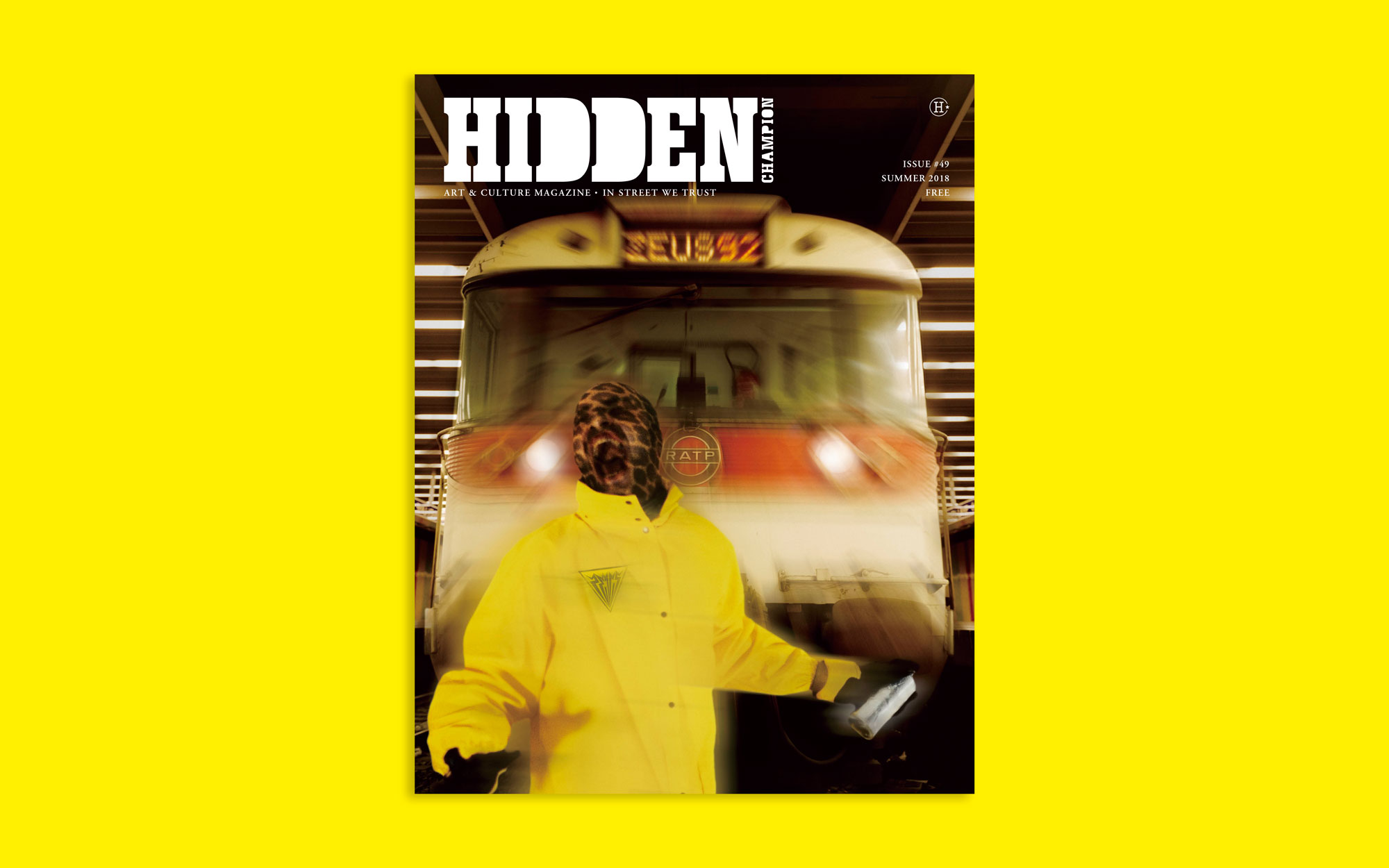 HIDDEN CHAMPION Issue49, Summer 2018