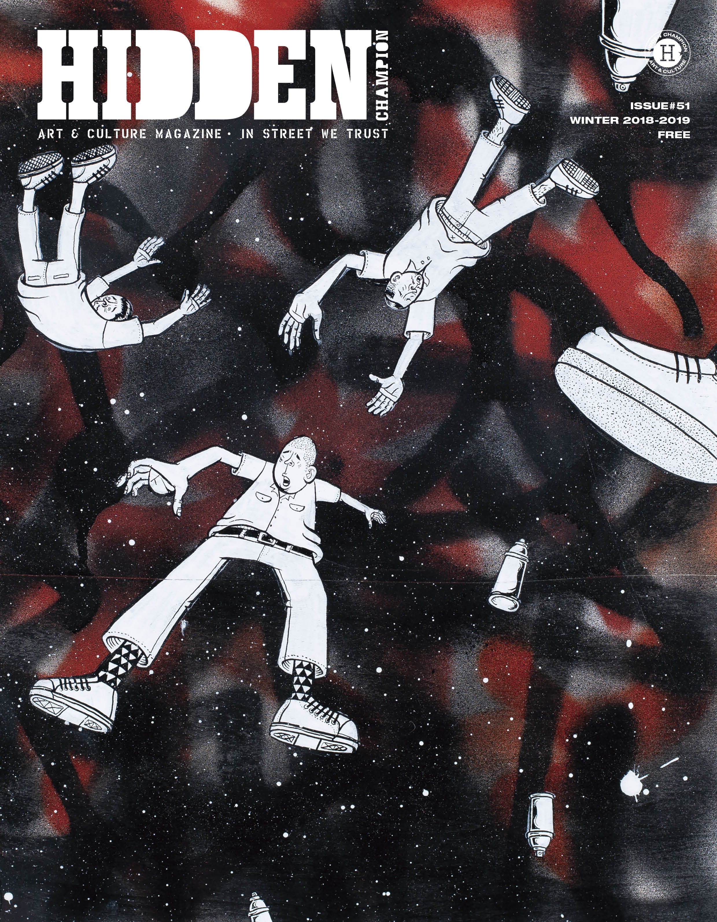 HIDDEN CHAMPION Issue#51 -Winter 2018-2019