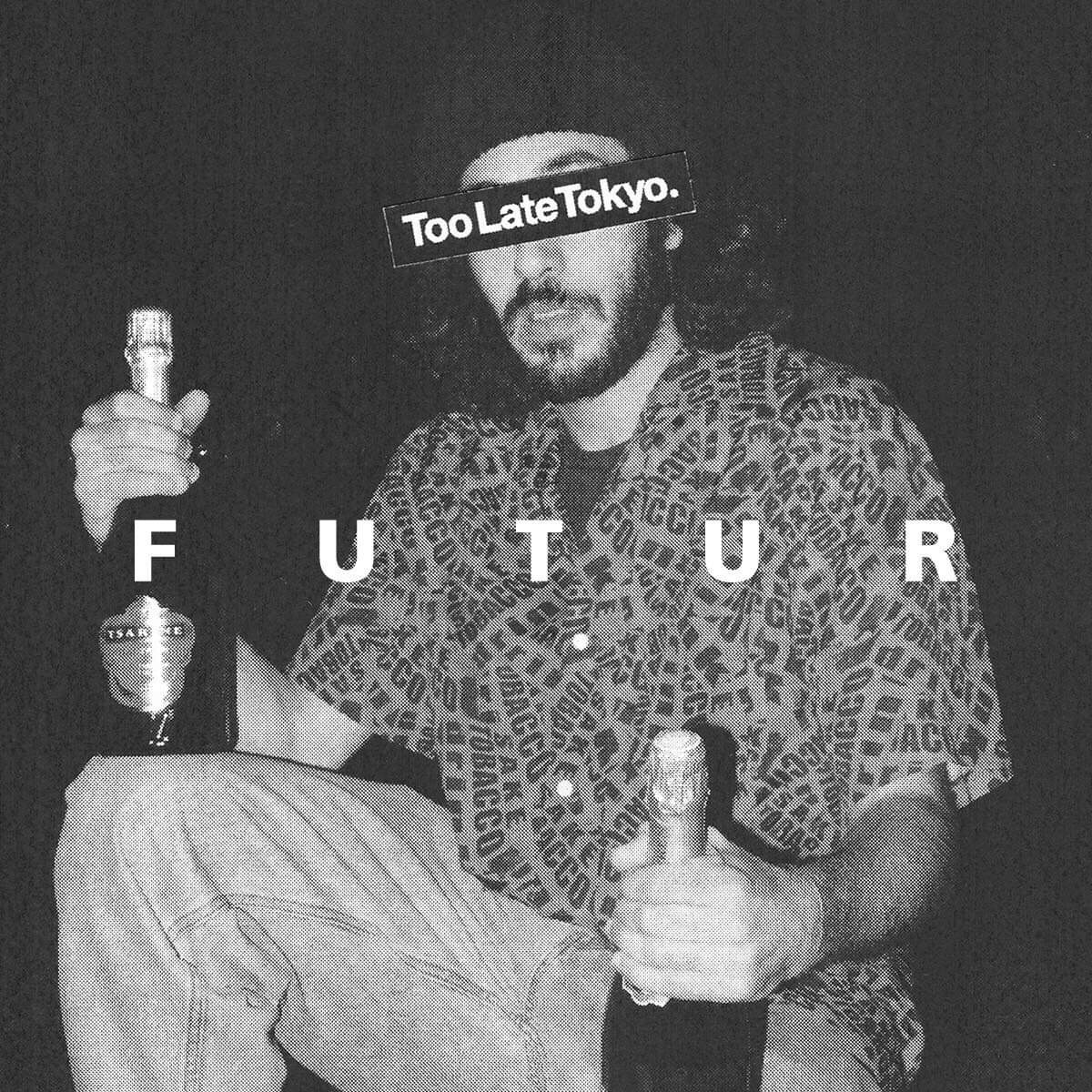 Too Late Tokyo by FUTUR
