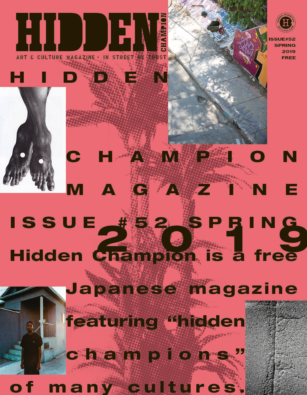 HIDDEN CHAMPION Issue#52 -Spring 2019