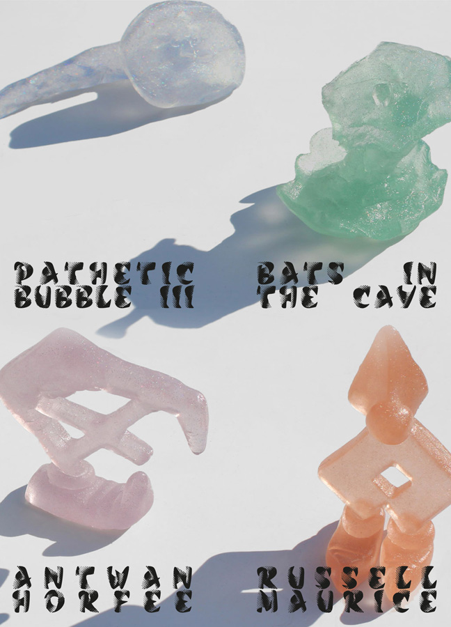 Pathetic Bubble iii – Bats in the cave