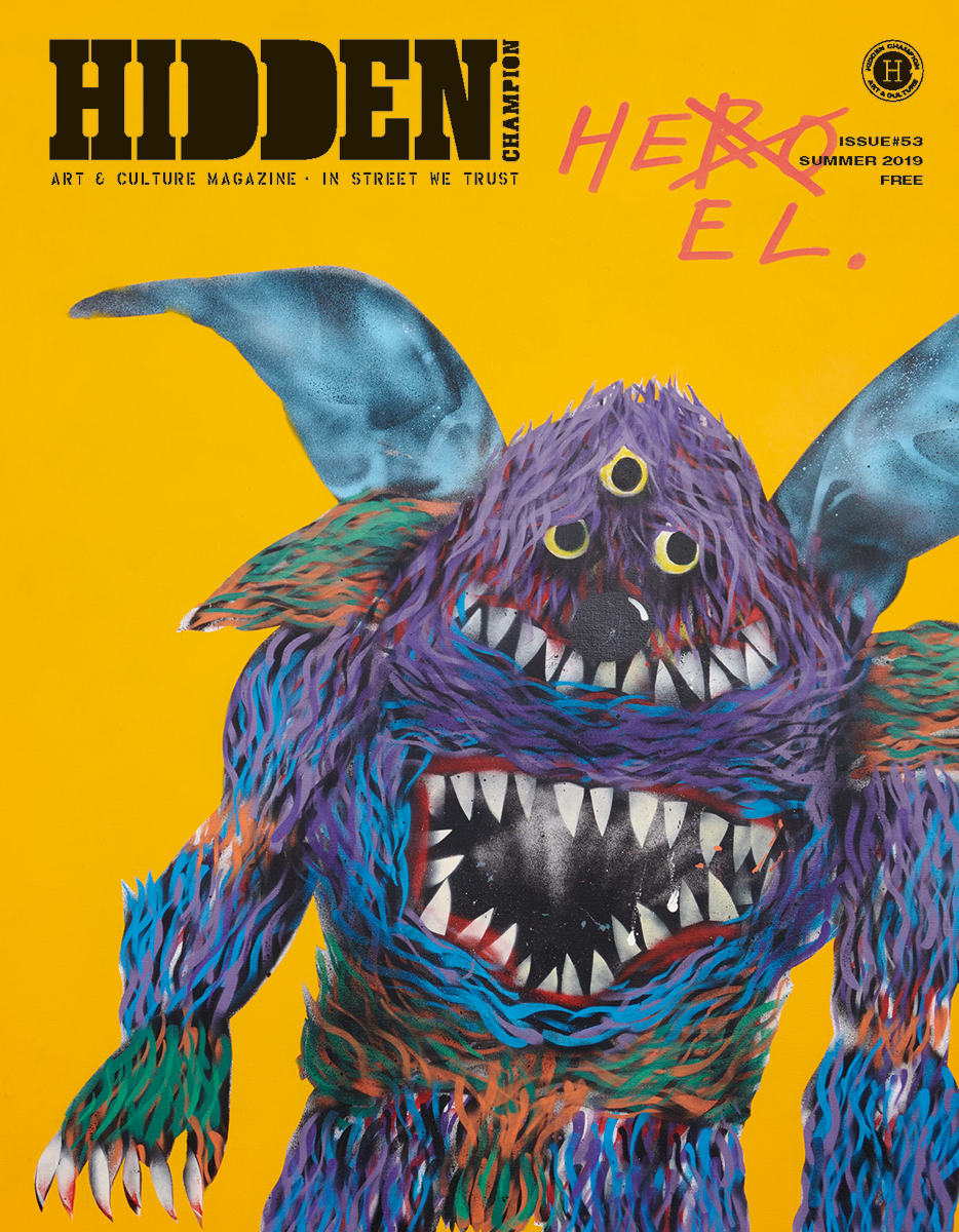 HIDDEN CHAMPION Issue #53 – Summer 2019