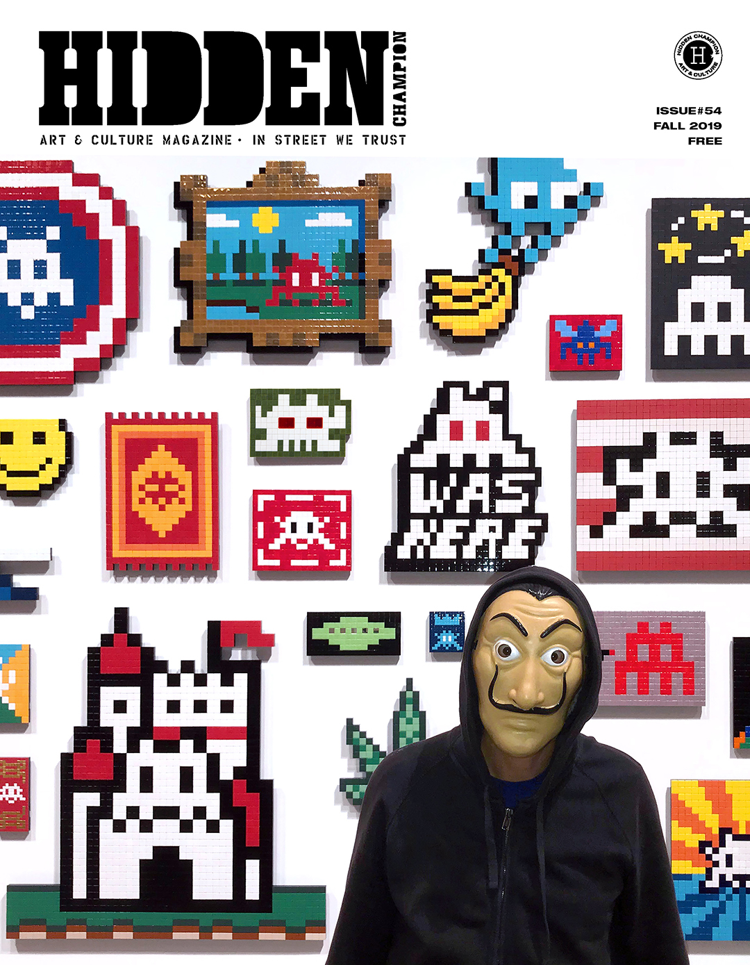 HIDDEN CHAMPION Issue #54 – Fall 2019