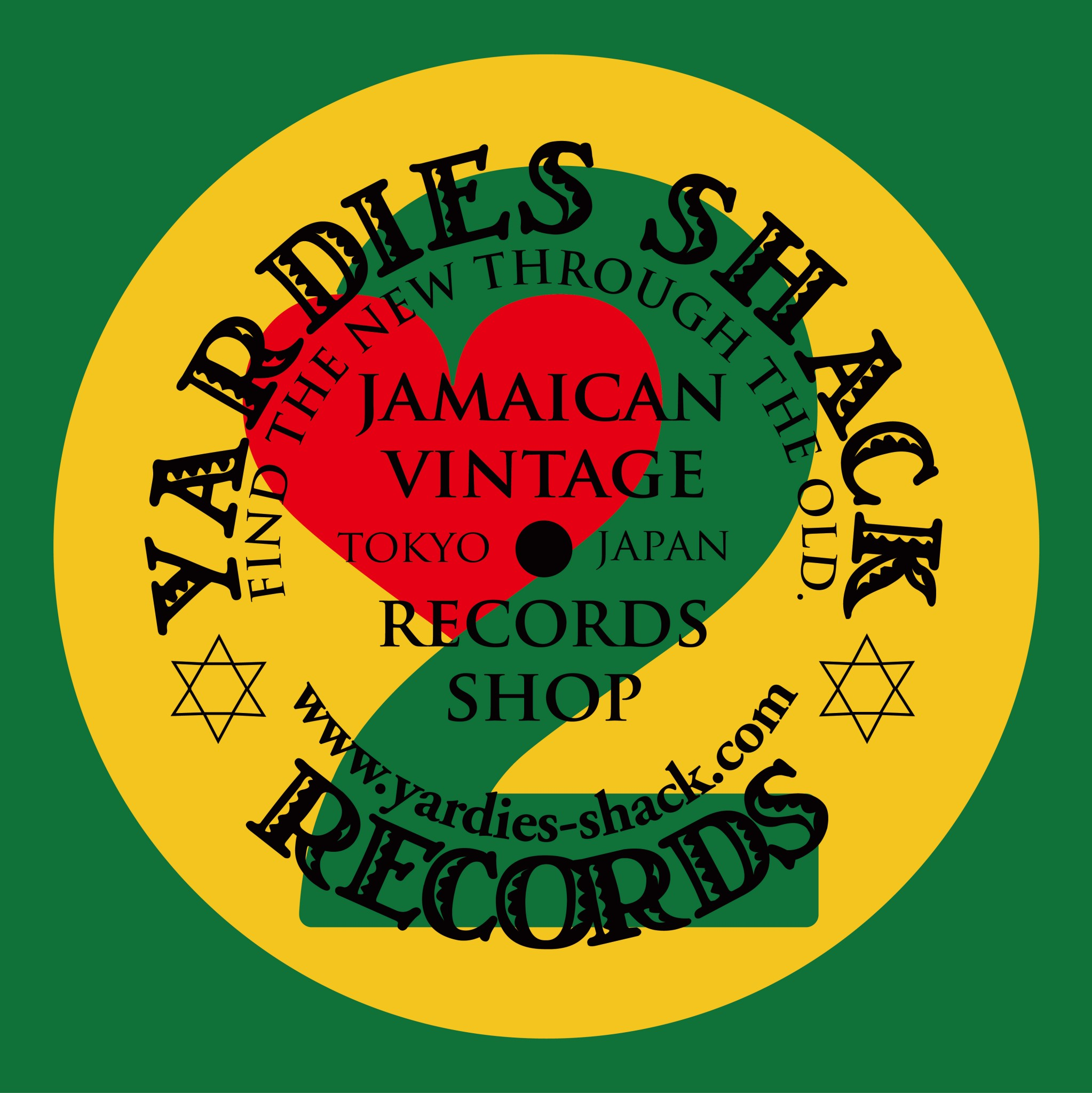 YARDIES SHACK RECORDS POP UP STORE at 2