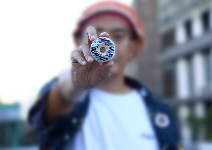 "STRUSH WHEELS ""Alex Lee Chang Model"""