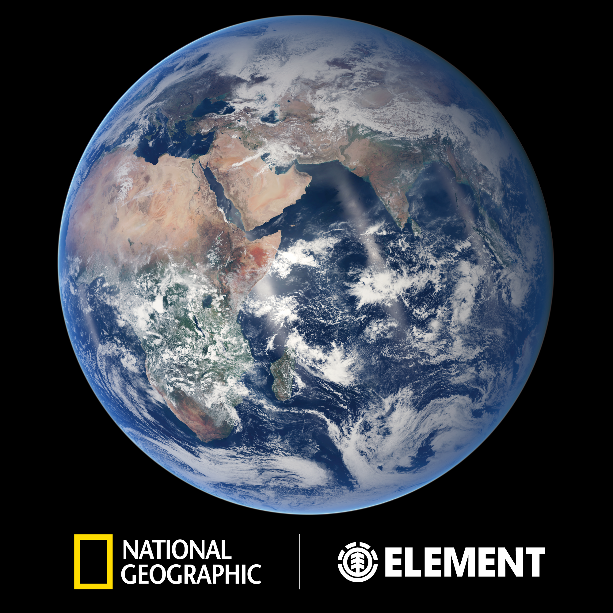 "Element & National Geographic ""FUTURE NATURE""Collection"