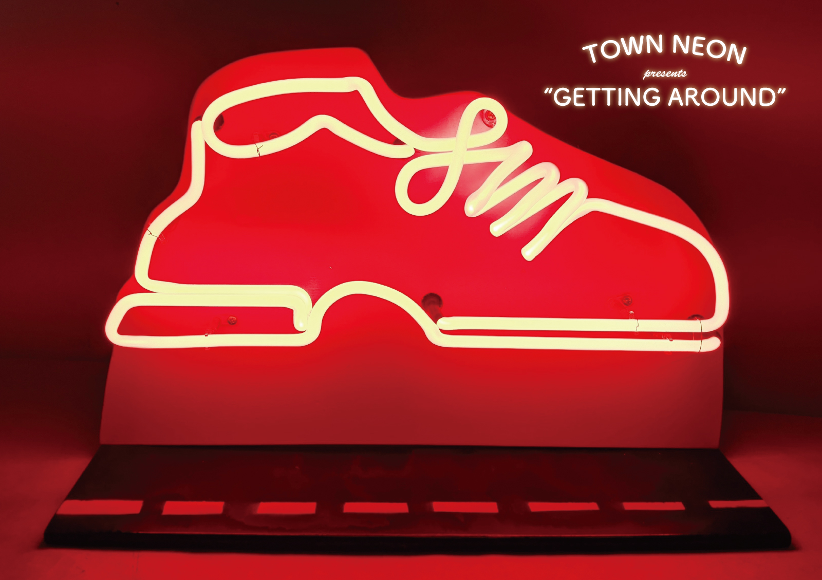 """GETTING AROUND"" by TOWN NEON"