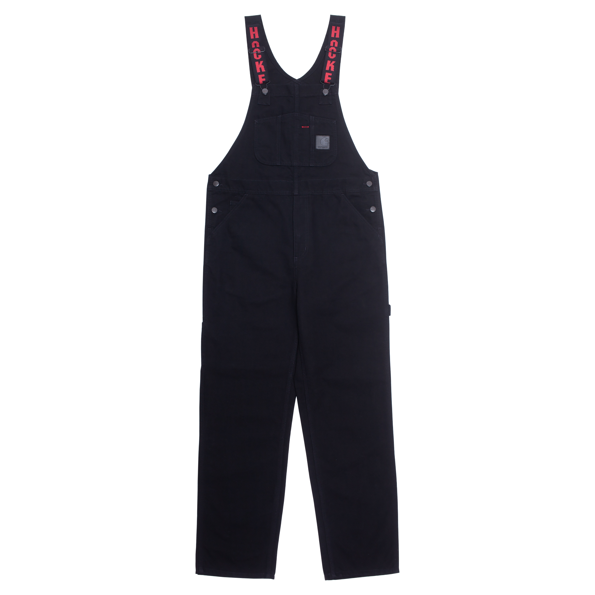 2021_HockeyCarhartt_Collaboration_GraphicDetail_Apparel_Overalls_Black_Front